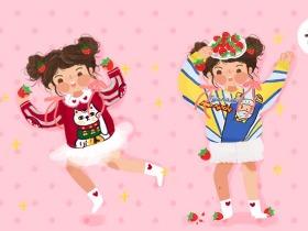 草莓女孩的日常~