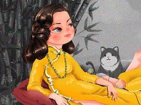 旗袍小姐姐