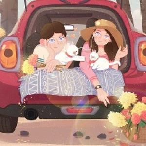 #旅途# 让我们的爱更美,更自由