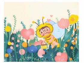 小蜜蜂系列