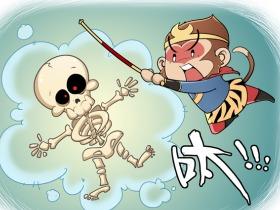 儿童版《西游记》插画之二