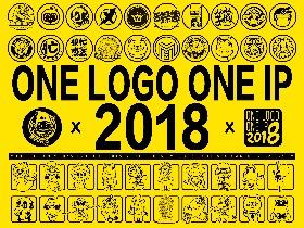 ONE LOGO ONE IP 2018