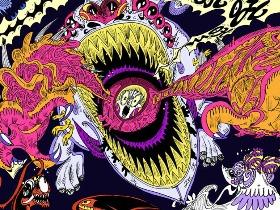 《魔星双龙传》第50章 藿气凶兽