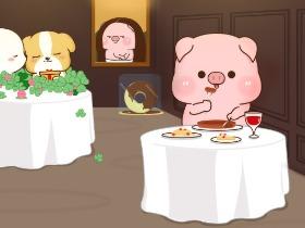 肉肉猪3——微信表情