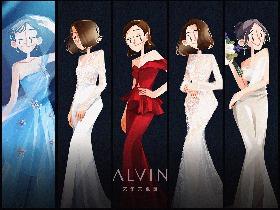 ALVIN GALLERY | 婚纱笔记