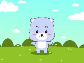 小熊男表情1