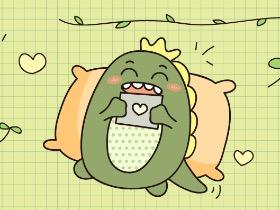 小恐龙-龙小贱微信表情包