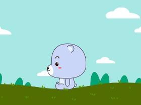 小熊男表情7
