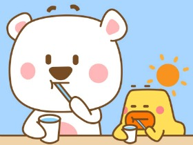 漫漫熊表情包日常篇①