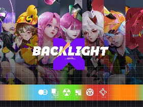 Backlight   逆光X