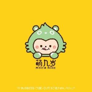 萌九岁-水果品牌吉祥物ip设计
