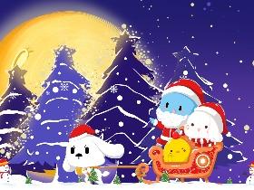 2021圣诞节快乐