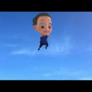 国产动画电影《奇异世界历险记》预告片——萌娃大冒险,用智慧和友情拯救世界