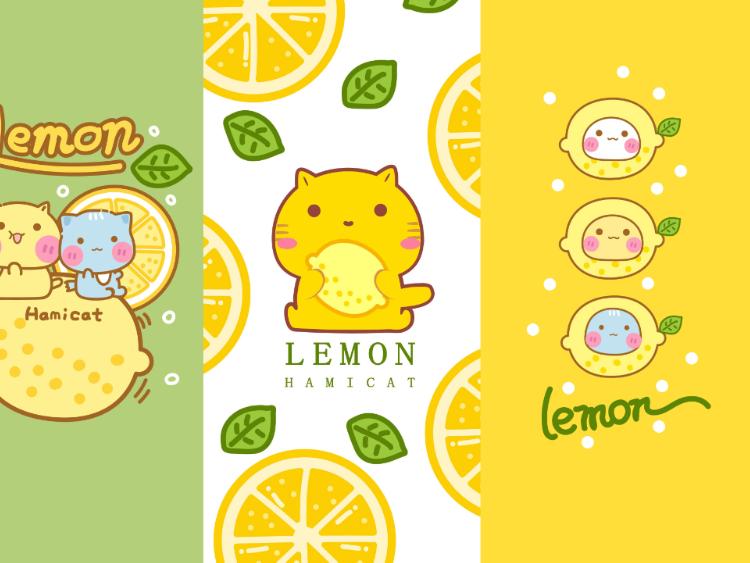 柠檬哈咪猫