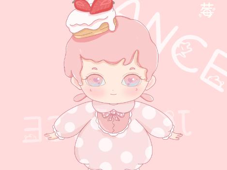 可爱萌系|甜品水果的小甜心|软萌
