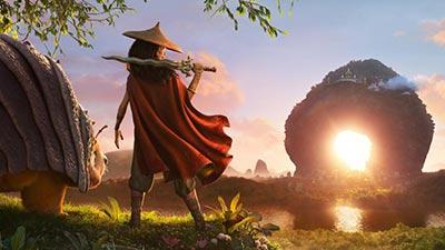 迪士尼动画《寻龙传说》——神龙重现江湖,冒险一触即发